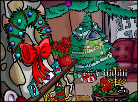 christmaspeek